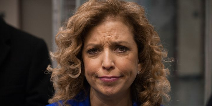 Debbie Wasserman Schultz And The DNC Favored Hillary Clinton Over