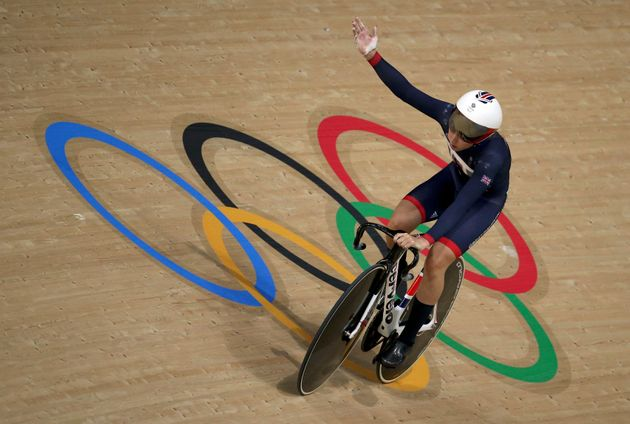 Laura Trott Wins Gold And Becomes Britain's Most Successful Female