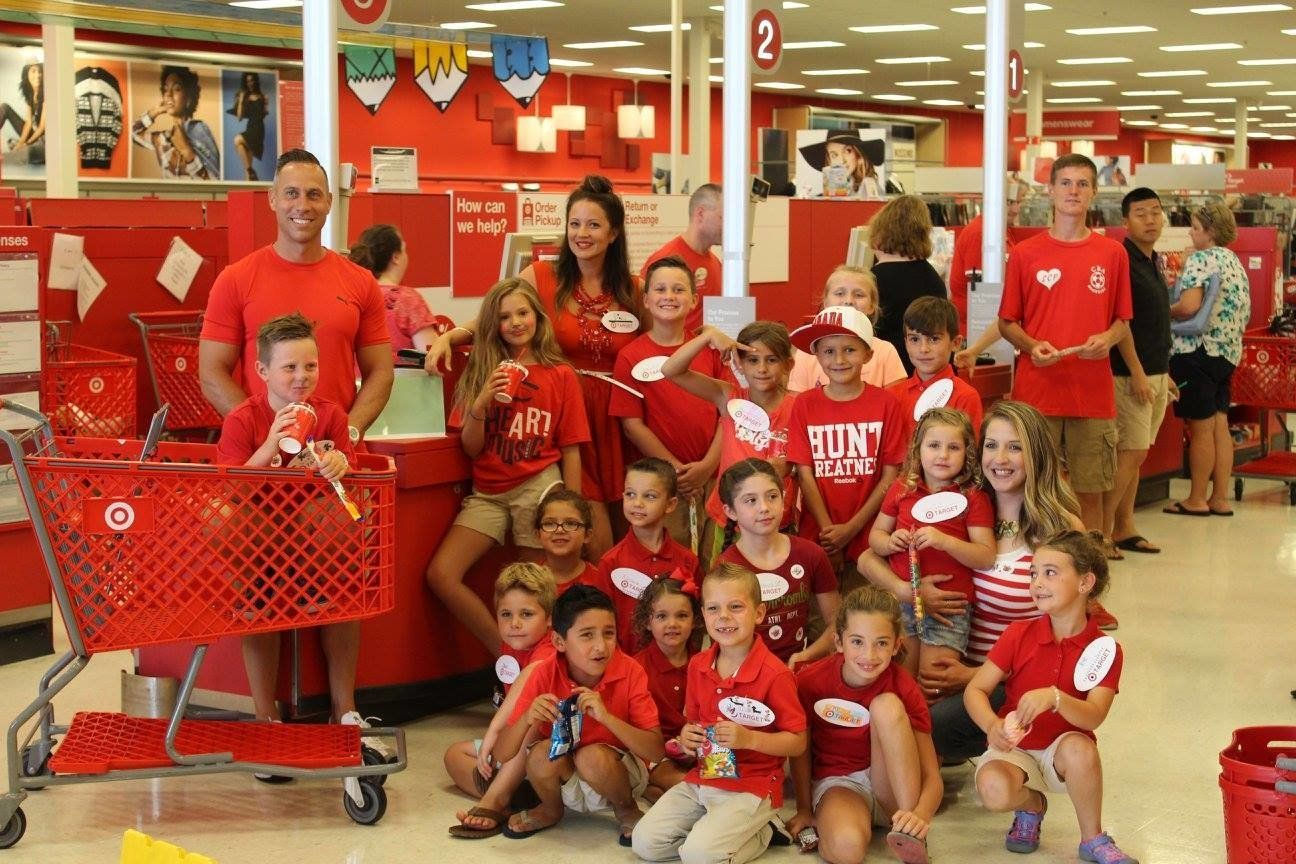 This Kid Loves Target So Much He Had His Birthday Party There HuffPost