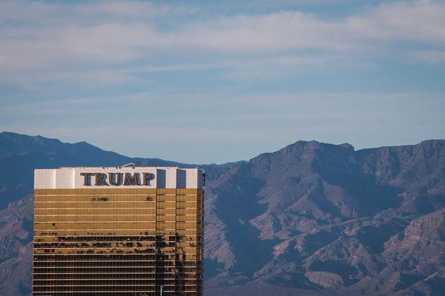 The Trump International Hotel Las Vegas. It's one of the five U.S. properties in the Trump Hotel Collection recently added to