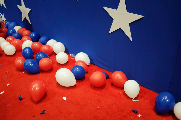 Republicans are feeling a little deflated about their party and its future.<i></i>