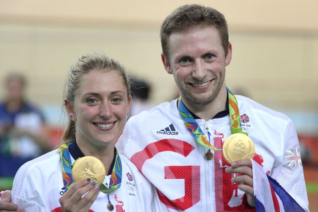 The golden couple, Trott and