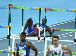 Hurdler Gives A Lesson In What It Truly Means To Embody The Olympic Spirit