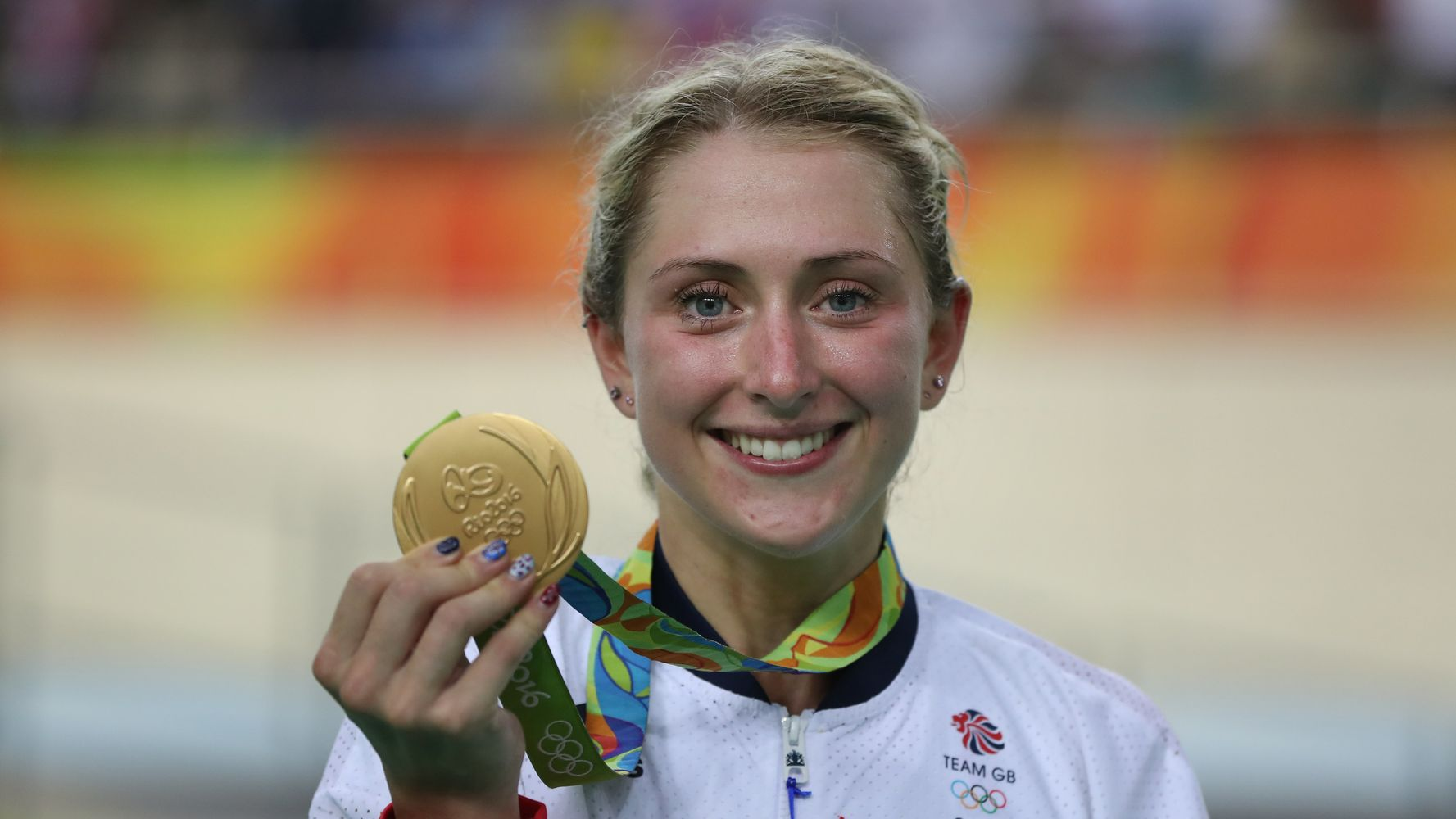 Olympic Cyclist Laura Trott On Why She Wants To Inspire More Girls ...