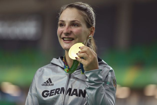 Kristina Vogel was among those who commenting on GB's