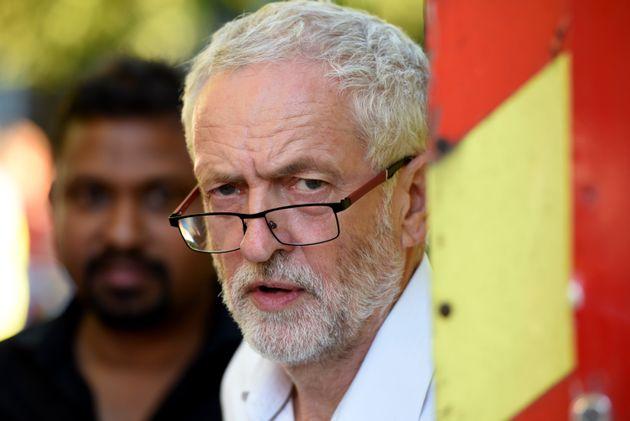 Labour Members Slam Jeremy Corbyn Over