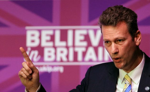 Ukip's Wales Leader Nathan Gill Sort-Of Resigns In Latest Bizarre