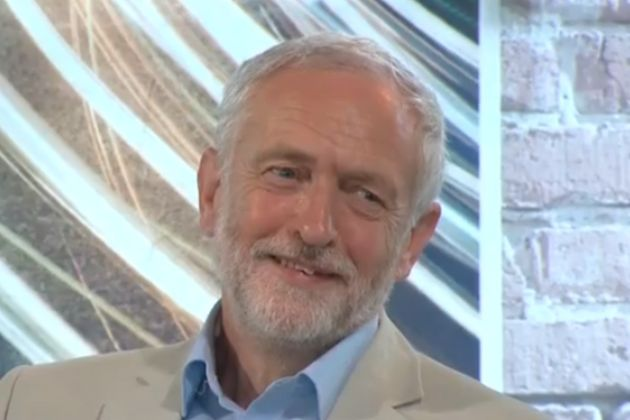 Corbyn was profusely apologetic after admitting he 'could not name' Ant and Dec from their
