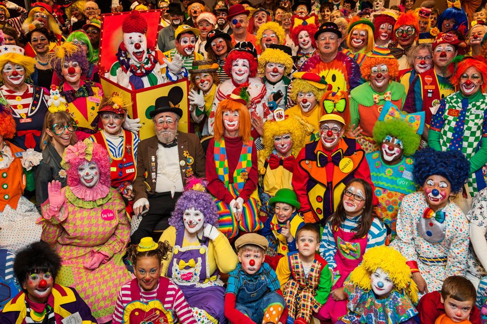 World Clown Association, Northbrook,  Illinois 2014