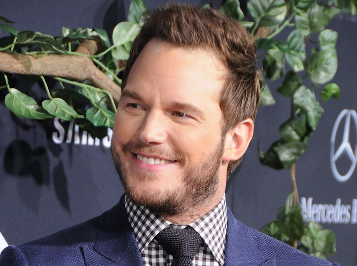 Chris Pratt, Man of Style and man of our hearts.