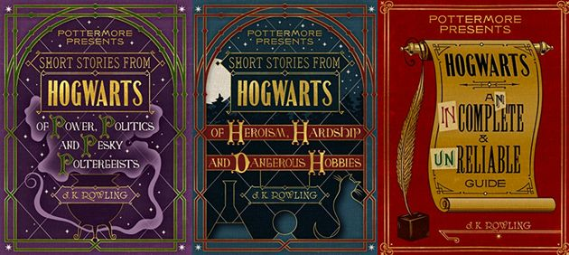 J k rowling has more to share about the wizarding world for Libri da comprare