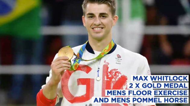 Double gold medalist Max Whitlock followed his Slovenian coach to Maribor when he was just 12