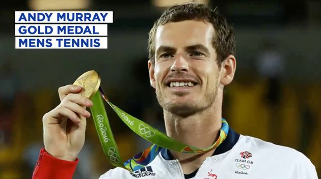 Barcelona-trained Andy Murray has now won back-to-back gold in the