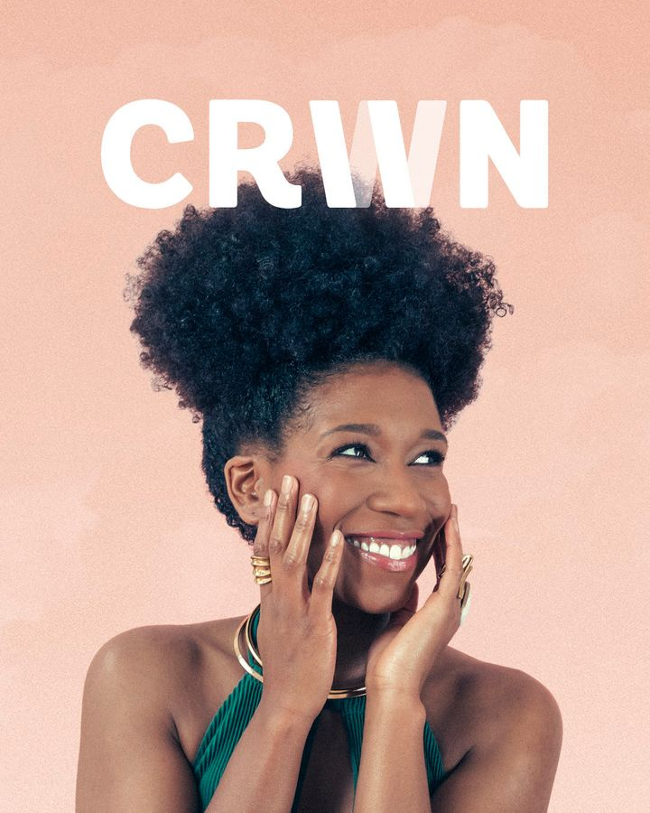 Whitney White stars on the cover of CRWN.