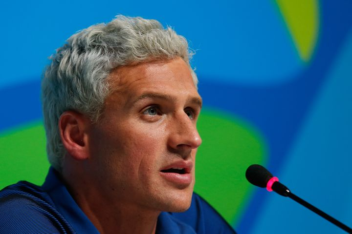 A Brazilian judge issued an order on Wednesday to prevent U.S. swimmer Ryan Lochte from leaving Brazil while police investiga