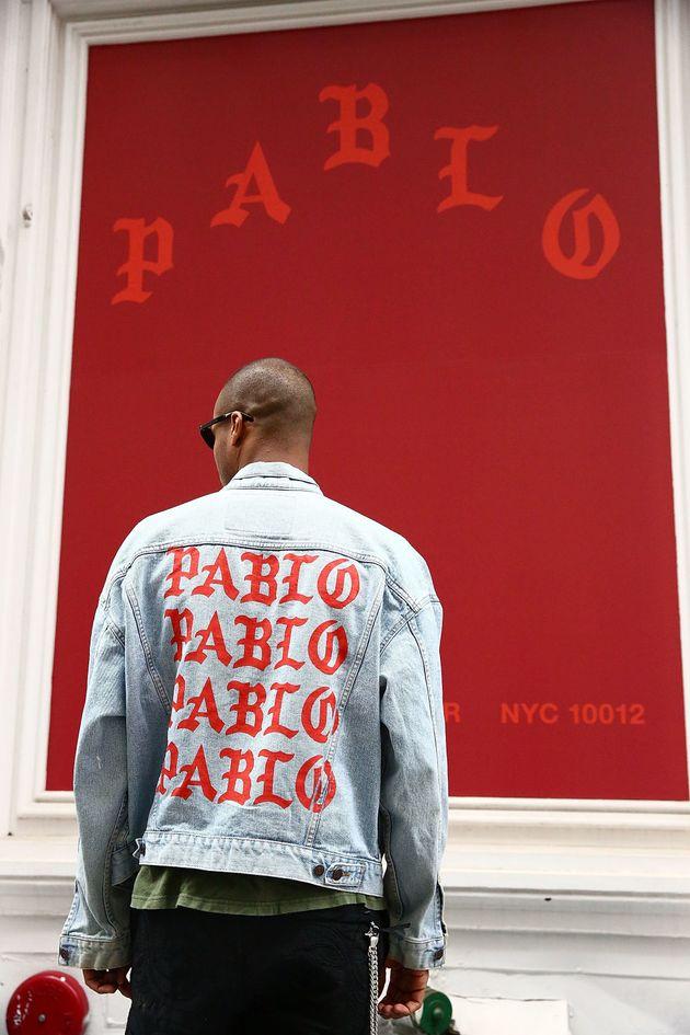 Kanye West Pop Up Shop London: Rapper To Open 'Pablo'