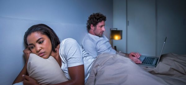 The Scientific Reason You Should Never Go To Bed On An Argument