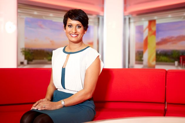 Naga Munchetty is confirmed for