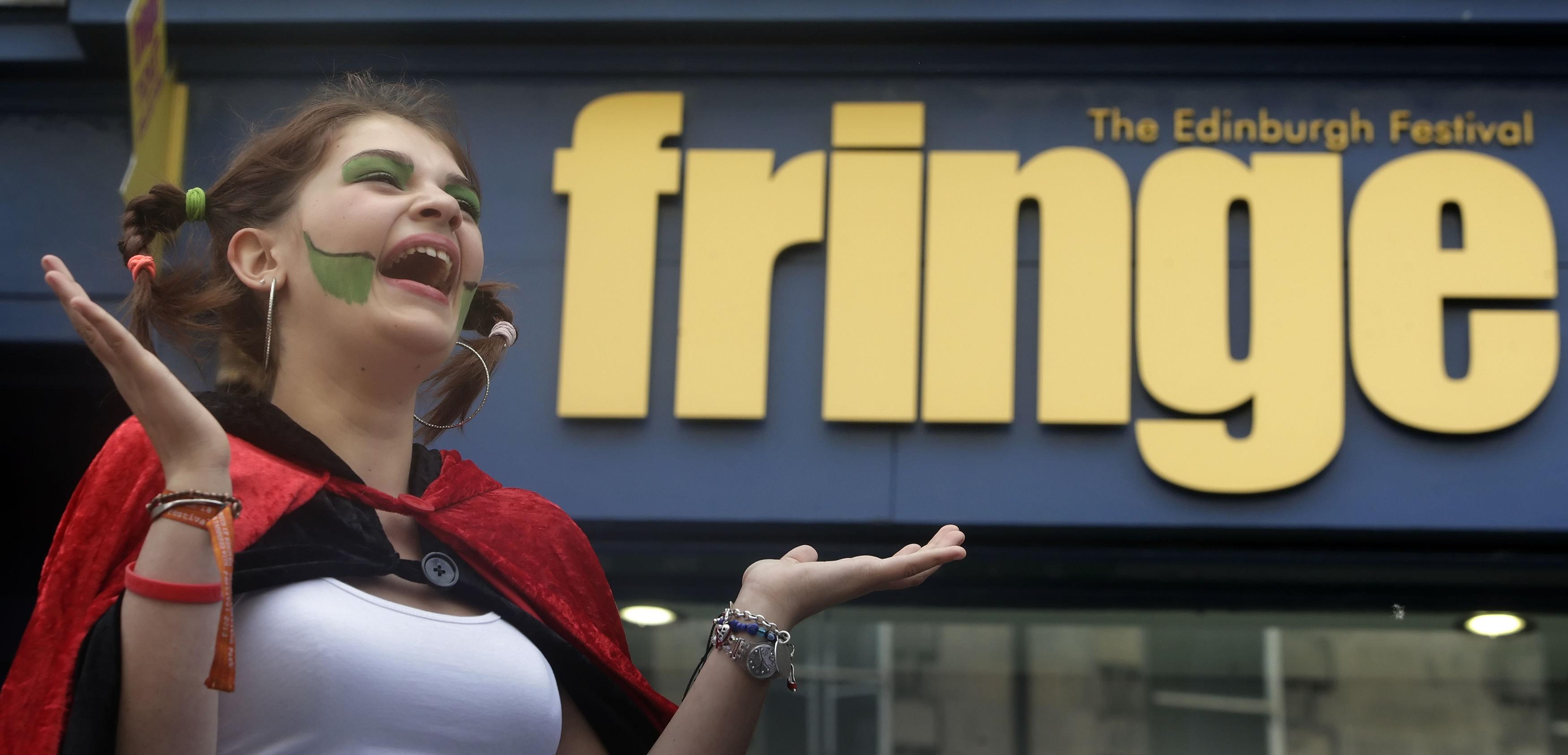 Top Edinburgh Fringe Comedians Showcase The Festival's Best