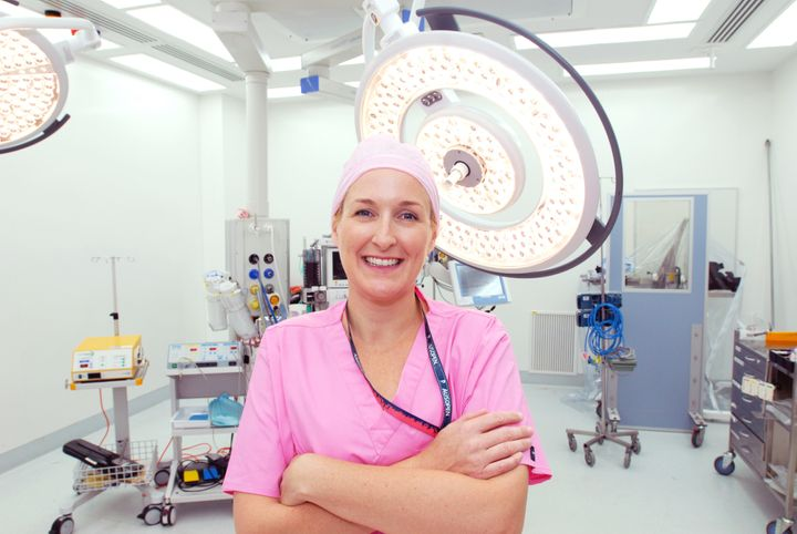 Dr Nicola Ward, Orthopaedic Surgeon.