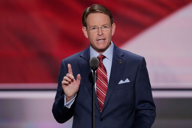 President of the Family Research Council speaks during the final day of the Republican National Convention...