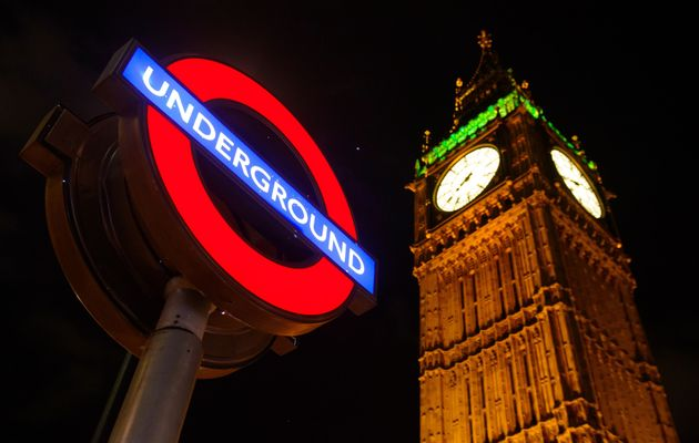 The Night Tube service will be launched on the Central and Victoria lines on Friday, August