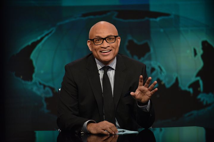 "Larry Wilmore hosts ""The Nightly Show With Larry Wilmore"" on Jan. 5 in New York."