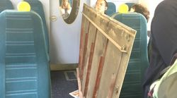As If Delays And Strikes Weren't Enough, Southern Rail's Train Ceilings Are Now Falling
