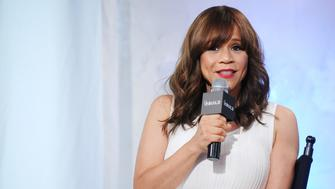 NEW YORK, NY - AUGUST 01:  Actress Rosie Perez attends AOL Build Speaker Series 'Five Nights in Maine' at AOL HQ on August 1, 2016 in New York City.  (Photo by Desiree Navarro/WireImage)