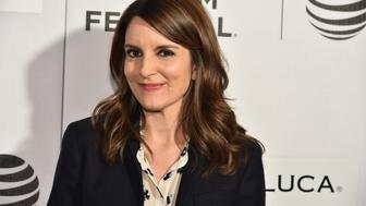 NEW YORK, NY - APRIL 19:  Tina Fey attends Tribeca Talks Storytellers: Tina Fey With Damian Holbrook at BMCC John Zuccotti Theater on April 19, 2016 in New York City.  (Photo by Theo Wargo/Getty Images for Tribeca Film Festival)