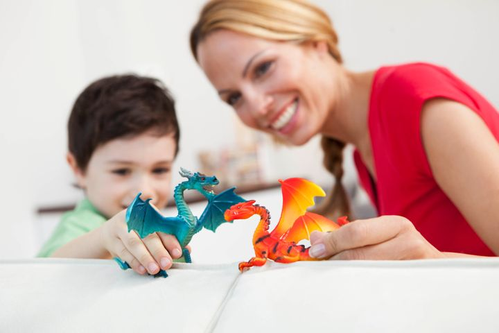 The Rules Of Role Play For Parents of Toddlers | HuffPost Life