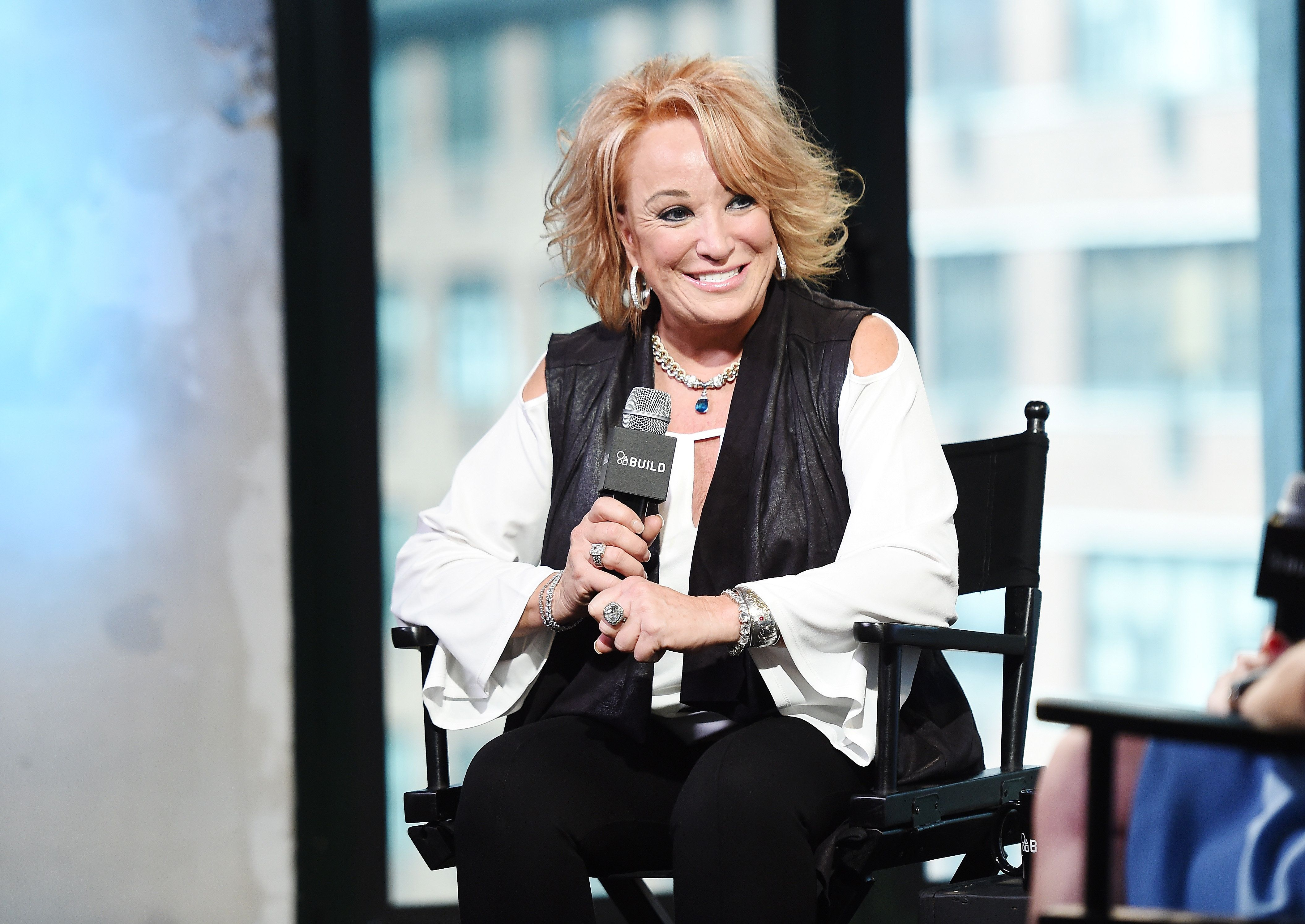 Tanya Tucker attends AOL Build Presents Tanya Tucker Discussing Her North American Tour And Sweet Relief Musicians Fund at AO
