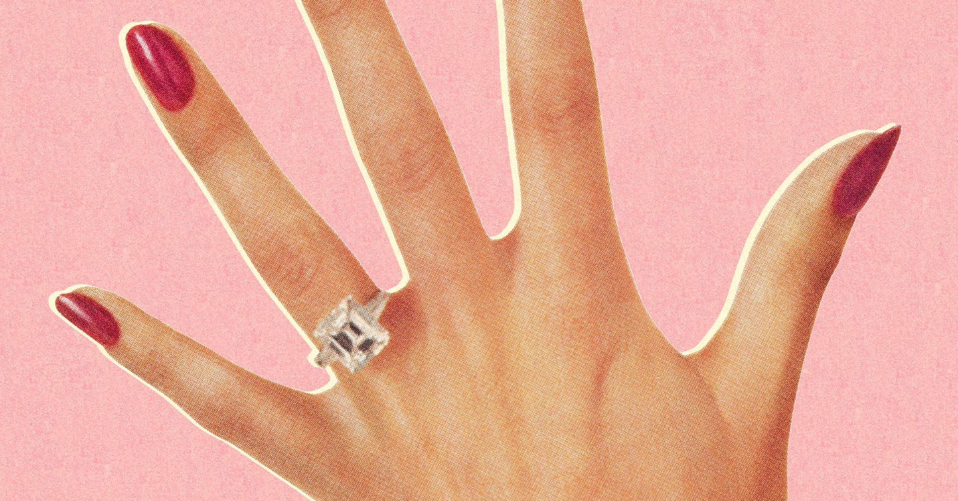What I Did After Finally Removing My Wedding Ring | HuffPost