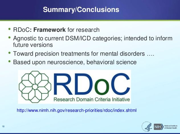 The rest of the presentation can be viewed athttp://www.slideshare.net/ISBD/the-future-of-diagnosis-in-the-bipolar-spectrum-the-rdoc-view