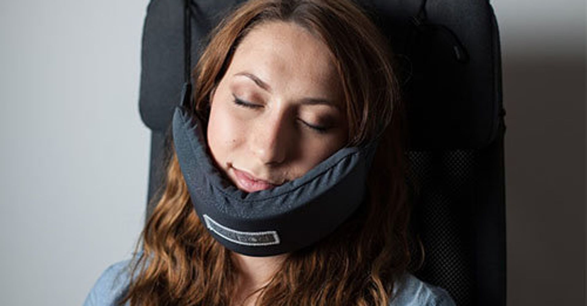 Yes This Is A Head Hammock For Napping On Planes And It S