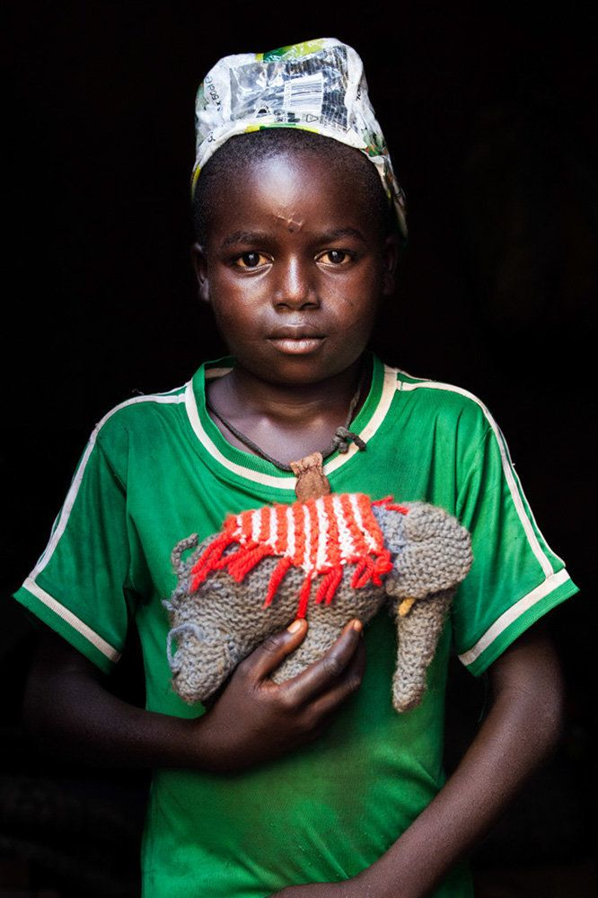 "<strong>Amadou, Central African Republic,&nbsp;future herder:</strong>&nbsp;""One day, I will be a herder like my father used"