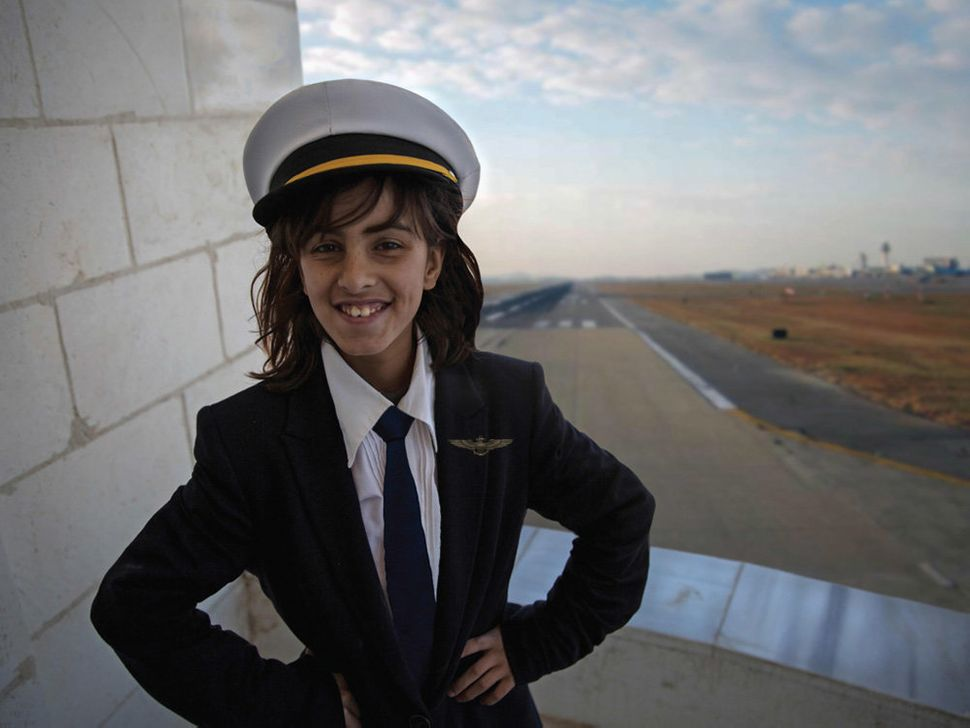 "<strong>Amani, Jordan,&nbsp;future pilot:</strong>&nbsp;""€œI love planes. Even before I had ever been on a plane, I knew I wa"