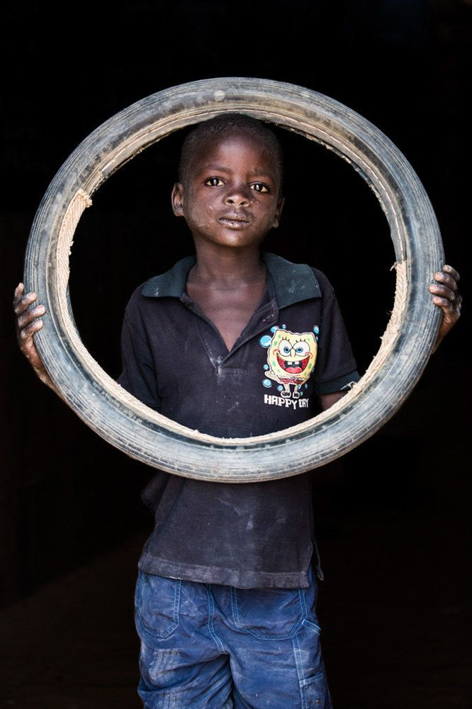 "<strong>Habou, Niger,&nbsp;future driver:</strong>&nbsp;""I want to be a driver so I can help my parents."""
