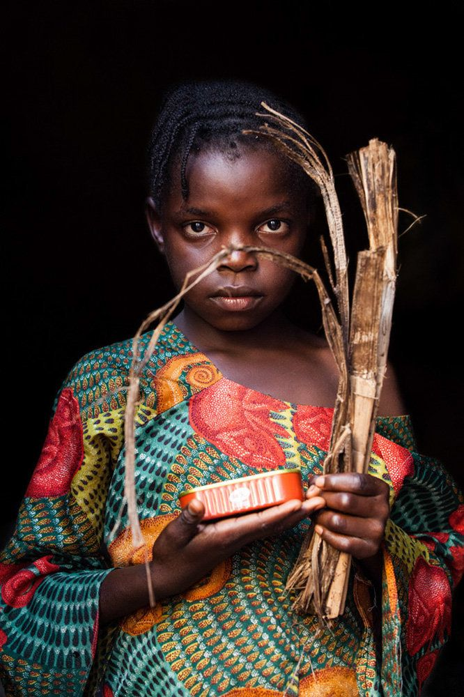 "<strong>Safinatou, Central African Republic,&nbsp;future chef:&nbsp;</strong>""One day, I will be a chef."""