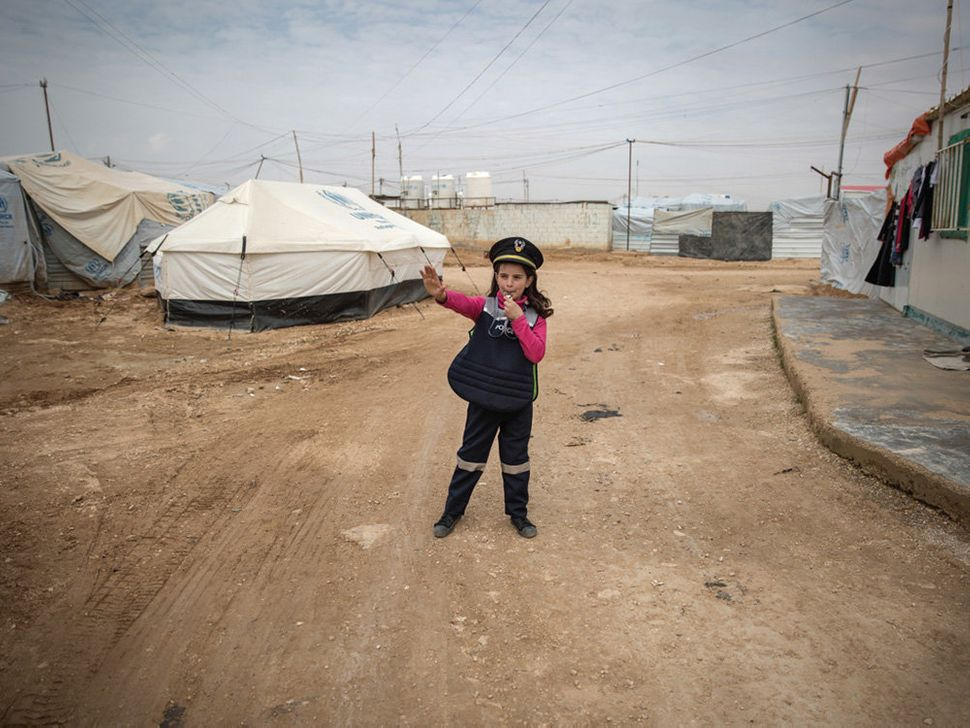 "<strong>Nesrine, Jordan,&nbsp;future policewoman:</strong>&nbsp;""€œI saw a policewoman for the first time when I was 11. Befo"