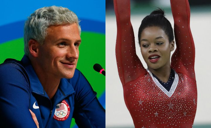 """Ryan Lochteand Gabby Douglas: A tale of two Olympic """"scandals."""""""