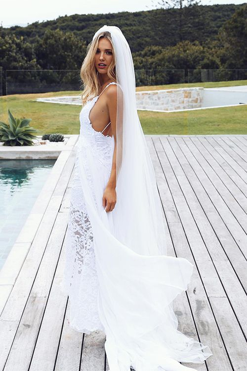 This Is the Most Pinned Wedding Dress on Pinterest | HuffPost Life