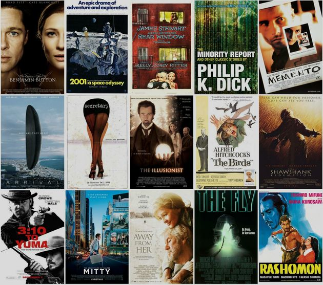 The Must Read Short Stories Behind 16 Great Movies Huffpost