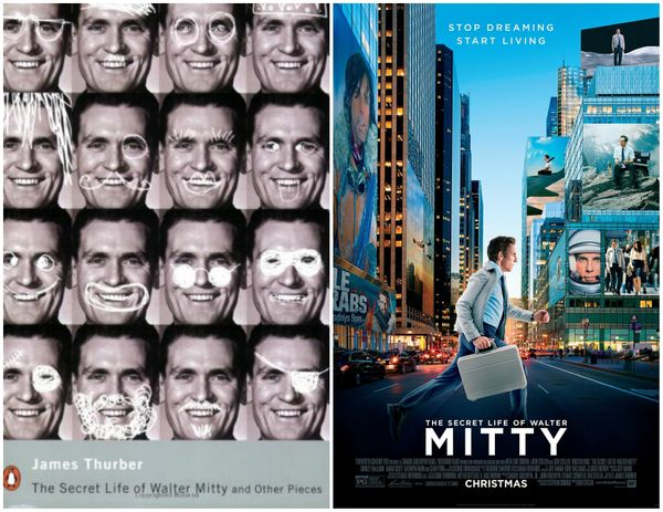 Ben Stiller's film adaptation of this classic Thurber tale received tepid reactions from audiences and critics alike, but his