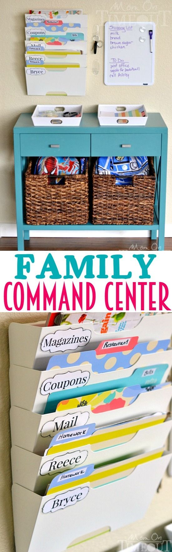 """<a href=""""http://www.momontimeout.com/2015/01/diy-family-command-center/"""" target=""""_blank"""">image source: momontimeout.com</a>"""