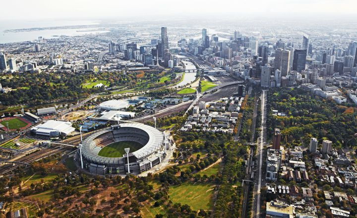 Melbourne, Australia, was named the most livable city for the sixth year in a row in August, 2016.