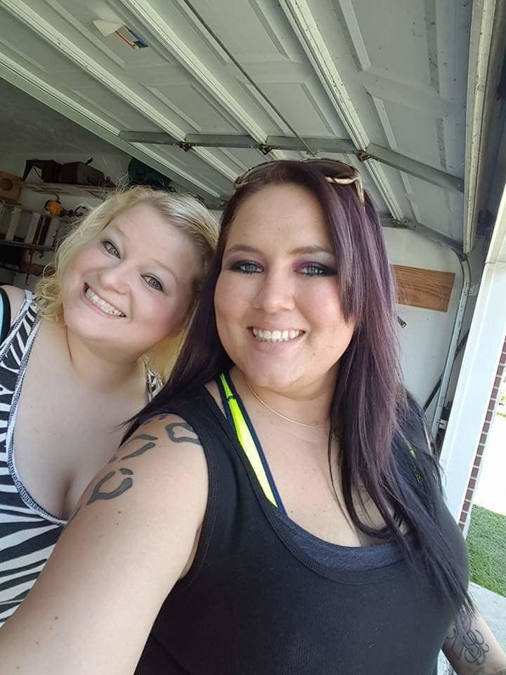 These days, stepmom Shelby Hilliard (left) and biomom Latisa Valdez (right) consider each other best friends.
