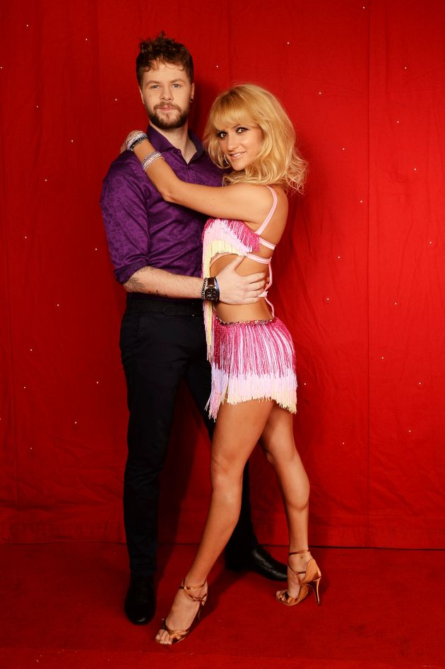 Jay McGuiness and Aliona Vilani won the last series of