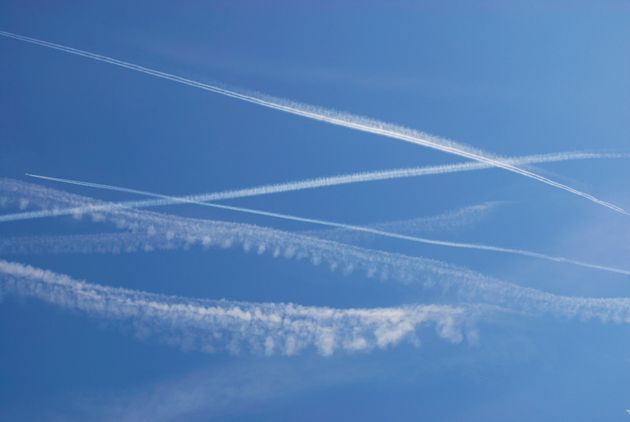 'Chemtrails' Finally Debunked In Newly Published