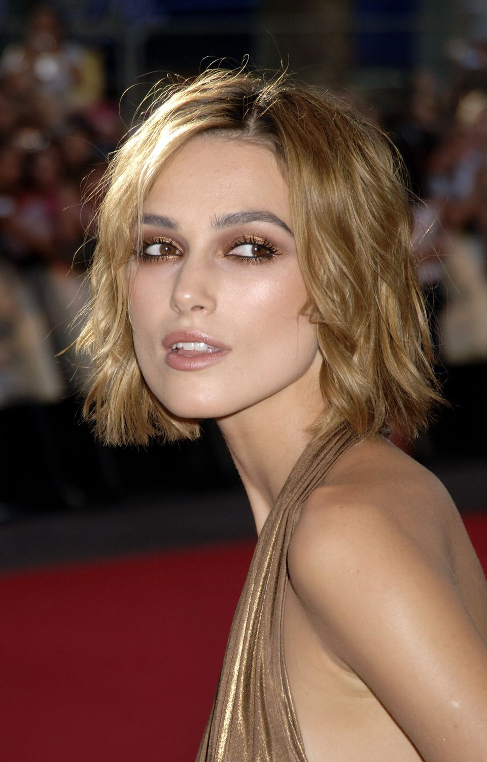 Keira Knightley Almost...